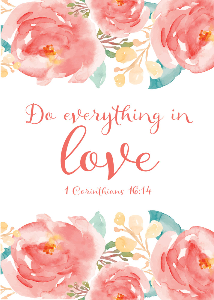 Image result for 1 Corinthians 16:14