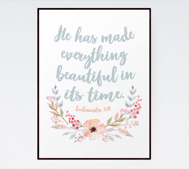 He Has Made Everything Beautiful In It S Time