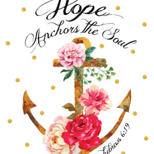 Hope Anchors The Soul – Hebrews 6:19