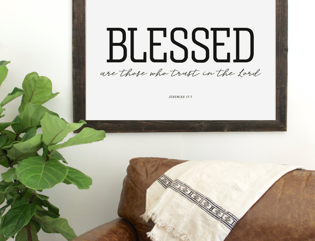 Christian Home Decor