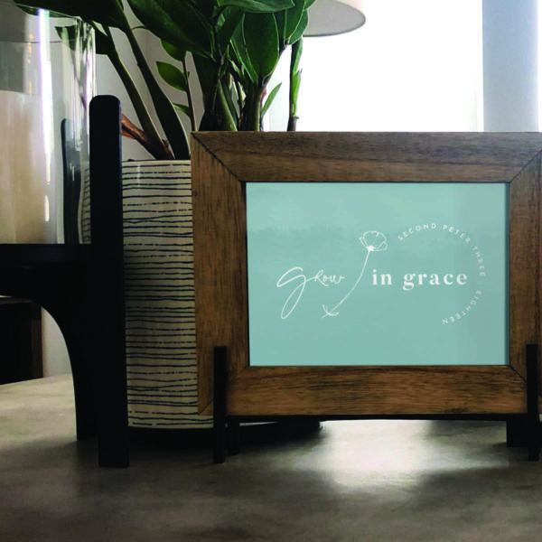 Grow in Grace - 2 Peter 3:18